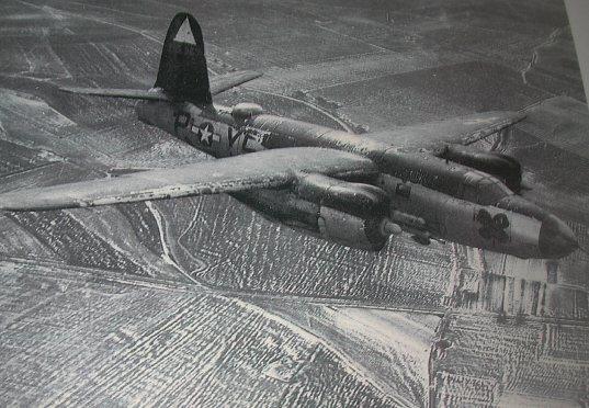 Julian Tencza and WW II image.